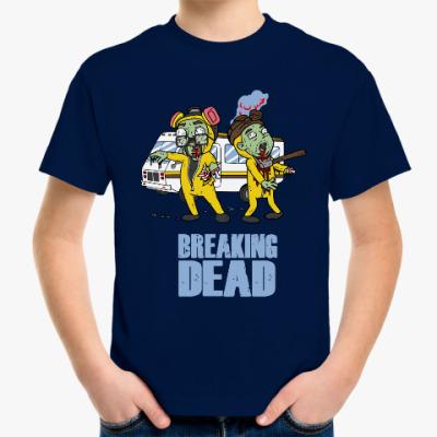 Детская футболка Breaking Dead