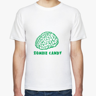 Футболка  Zombie Candy