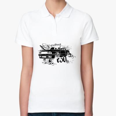 Женская рубашка поло BMW E30