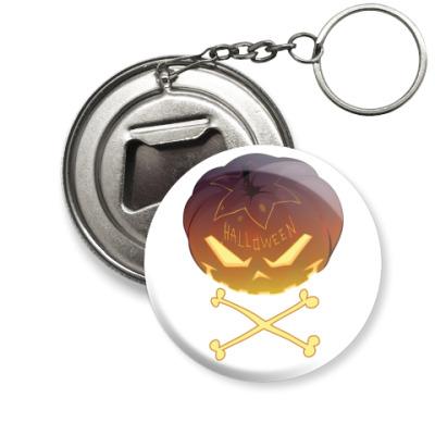 Брелок-открывашка Halloween