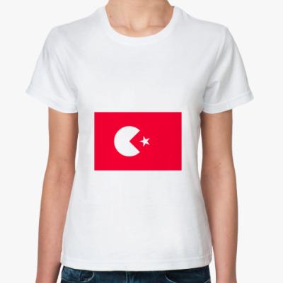 Классическая футболка Turkey