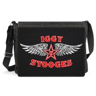 Сумка Iggy & The Stooges