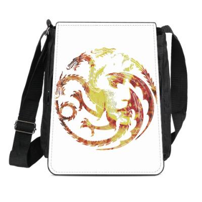 Сумка-планшет Khaleesi