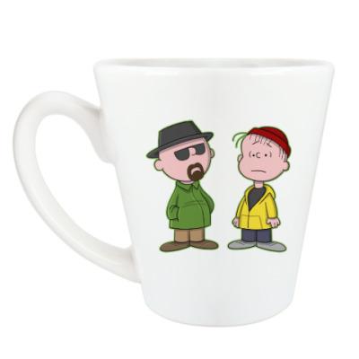 Чашка Латте Walter & Jesse