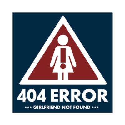 Наклейка (стикер)   404 ошибка
