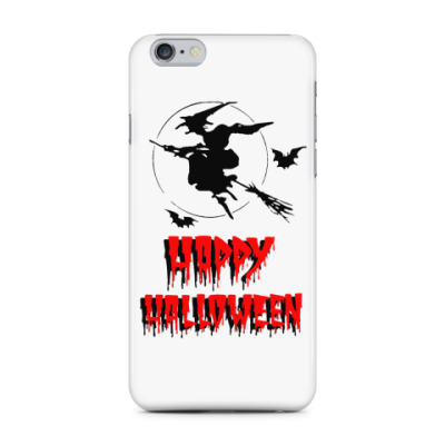 Чехол для iPhone 6 Plus Halloween