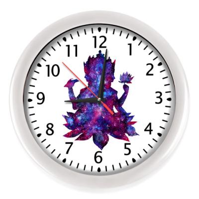Настенные часы Space Lord Brahma