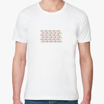 Футболка из органик-хлопка Geometric