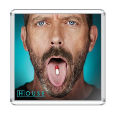 Магнит House pill