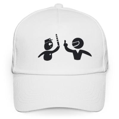 Кепка бейсболка ГИБДД и водитель