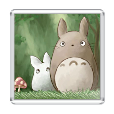 Магнит  Totoro