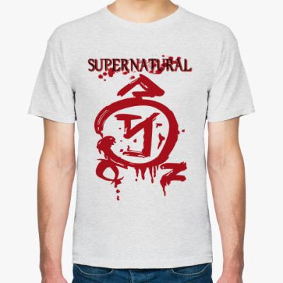 Футболка Supernatural