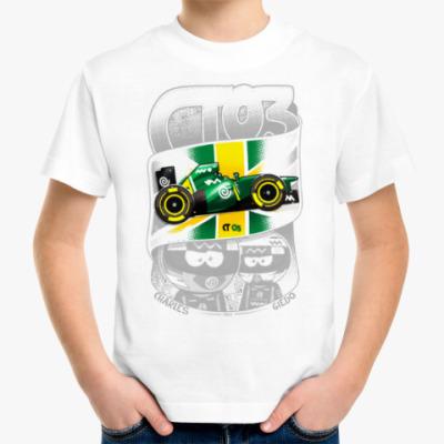 Детская футболка CT03