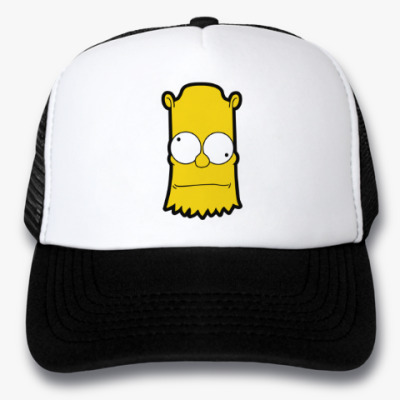 Кепка-тракер Crazy Bart
