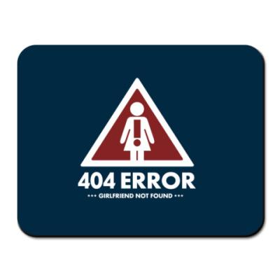 Коврик для мыши Коврик 404 ошибка
