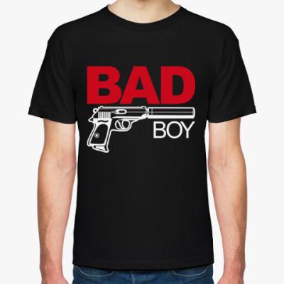 Футболка Bad boy (плохой парень)