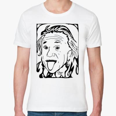 Футболка из органик-хлопка Эйнштейн