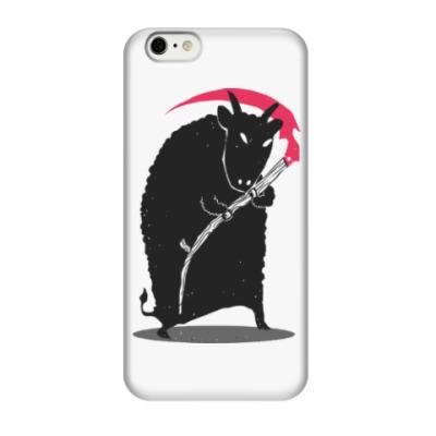 Чехол для iPhone 6/6s Мрачный убийца