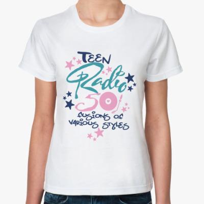 Классическая футболка Radio