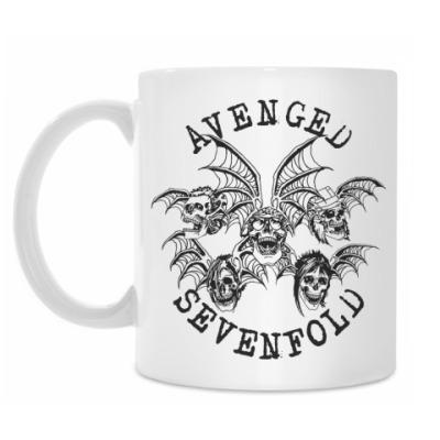 Кружка Avenged Sevenfold