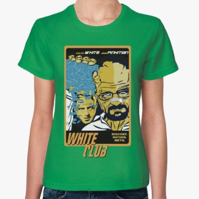 Женская футболка Breaking Bad - Fight Club