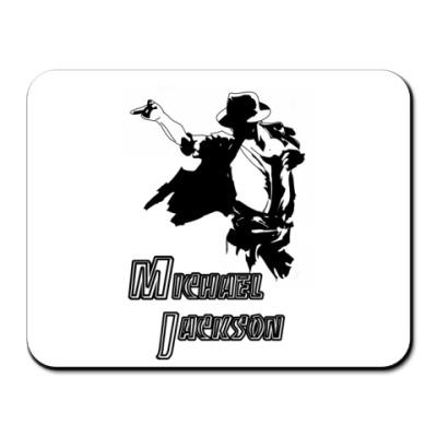 Коврик для мыши  'М.Джексон'