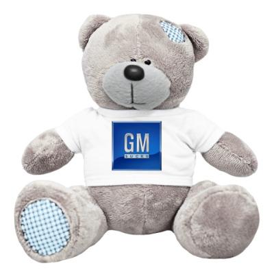 Плюшевый мишка Тедди GM SUCKS