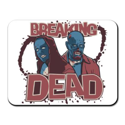Коврик для мыши Breaking Bad - Walking Dead
