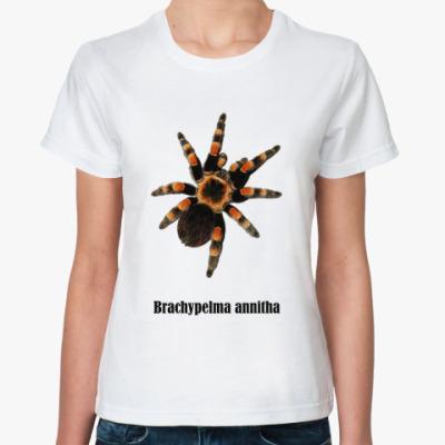 Классическая футболка Annitha