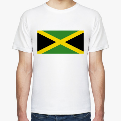 Футболка  Ямайка