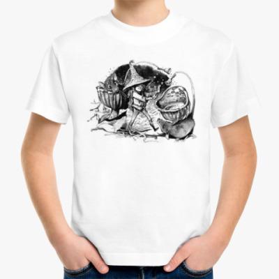 Детская футболка Жмурки