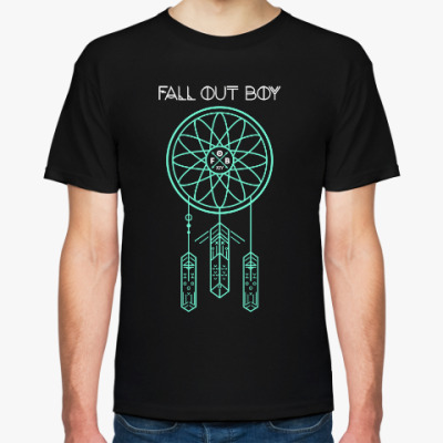 Футболка Fall Out Boy
