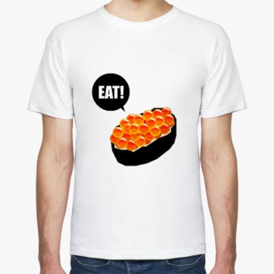 Футболка Eat Sushi