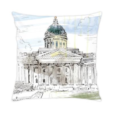 Подушка Казанский собор - Питер