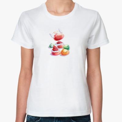 Классическая футболка Porings