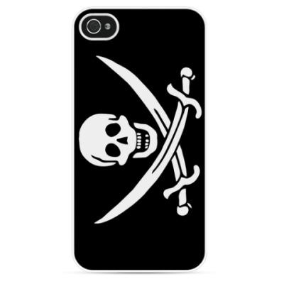 Чехол для iPhone Jolly Rodger