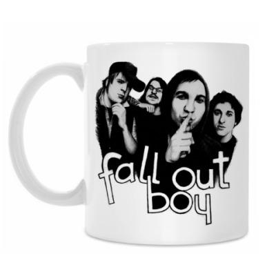 Кружка Fall out boy