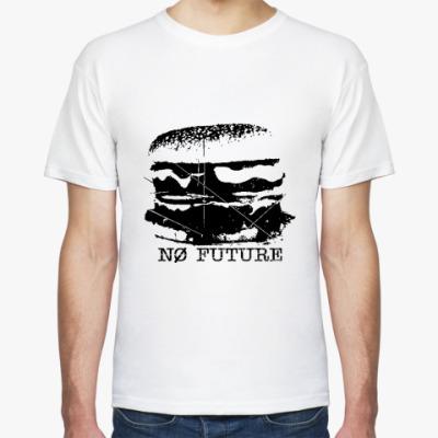 Футболка No Future