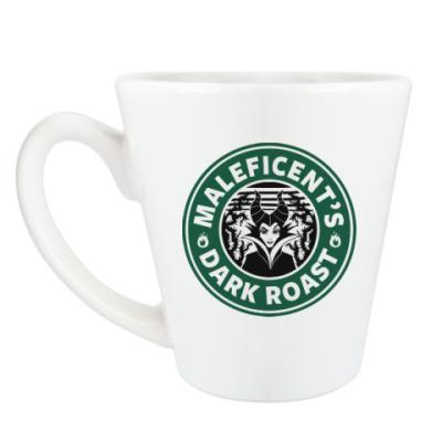 Чашка Латте Maleficents Dark Roast