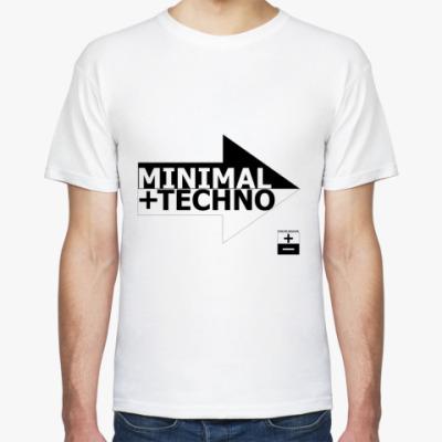 Футболка Minimal Techno