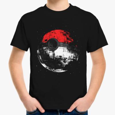 Детская футболка Покебол