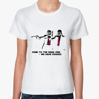 Классическая футболка Star Fiction