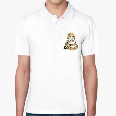 Рубашка поло Змея