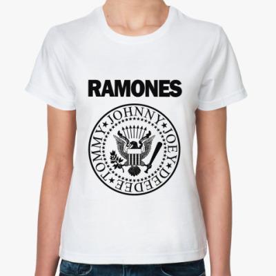 Классическая футболка Ramones pr