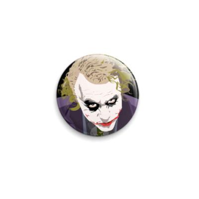 Значок 25мм  Joker