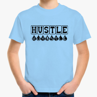 Детская футболка Hustle