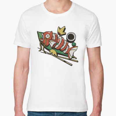 Футболка из органик-хлопка Суши