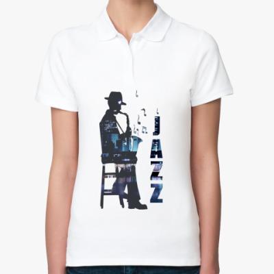 Женская рубашка поло Jazz