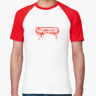 Футболка реглан Nintendo