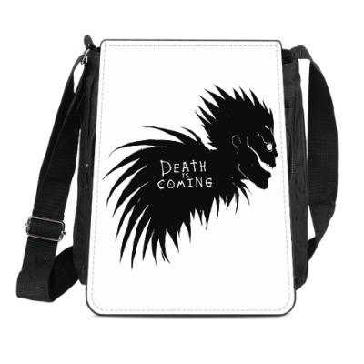 Сумка-планшет Death is coming